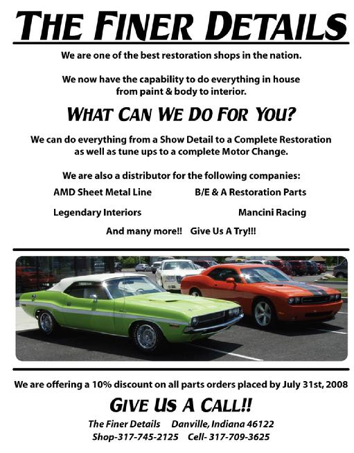 INDY MOPAR CLUB